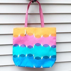 Clinique | NWOT Color Dip Makeup Bag Tote